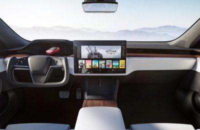 Tesla enthüllt das Modell S2021 mit einem auffallenden Innenraum