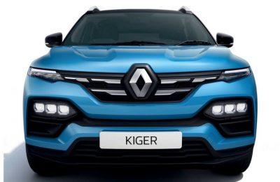 Dies ist der neue imposante Renault Kiger Crossover!